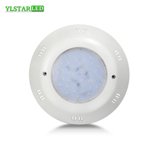 YLSTAR Swimming Pool Light AC/DC12V SpotLight 12W 15W 20W  wall mounted IP68 Waterproof Underwater Outdoor White/R/G/B