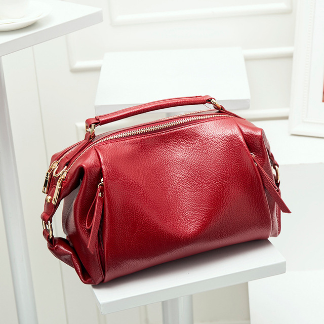 033e9e1bdc2 2017 Retro Large Soft Leather Bag Women Handbags Ladies Crossbody Bags For Women  Shoulder Bags Female
