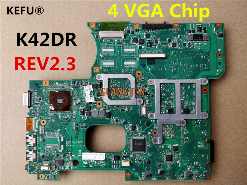 Drivers Update: Asus K42DY Notebook AMD Chipset