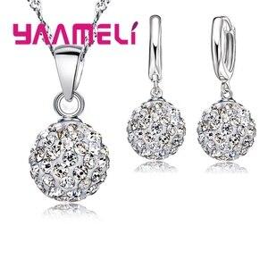 Shiny Latest Jewelry Set 925 S