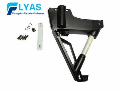 Engranaje de aterrizaje con tornillos LED, repuesto 9 para Dron DJI Inspire 1/V2.0/PRO T600 T601, pieza de repuesto Original en Stock