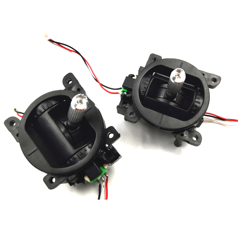 2PCs Transmitter Gimbal Remote Controller  Rocker Potentiometer Joystick Nuetral Assembly Parts For DIY Radio