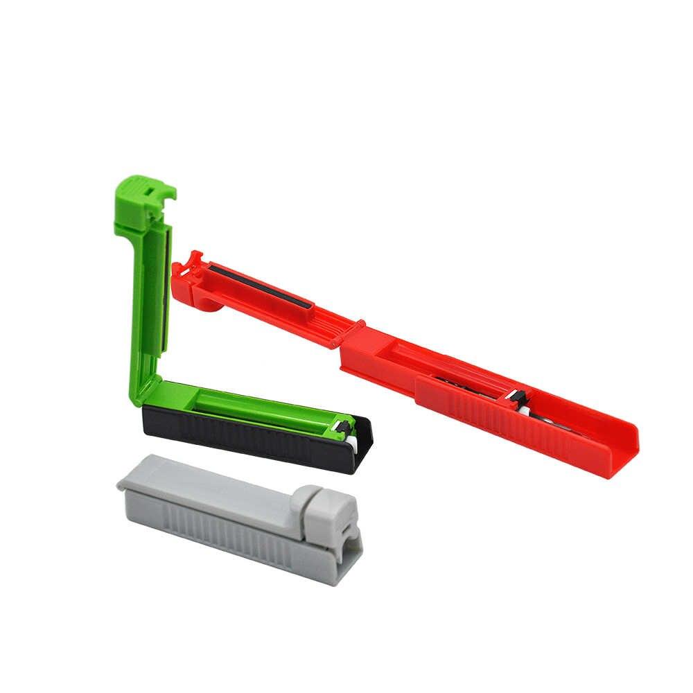 HONEYPUFF пластиковый Роллинг Инжектор однотрубный табак роллер сигарета производитель прокатки инжектор машина