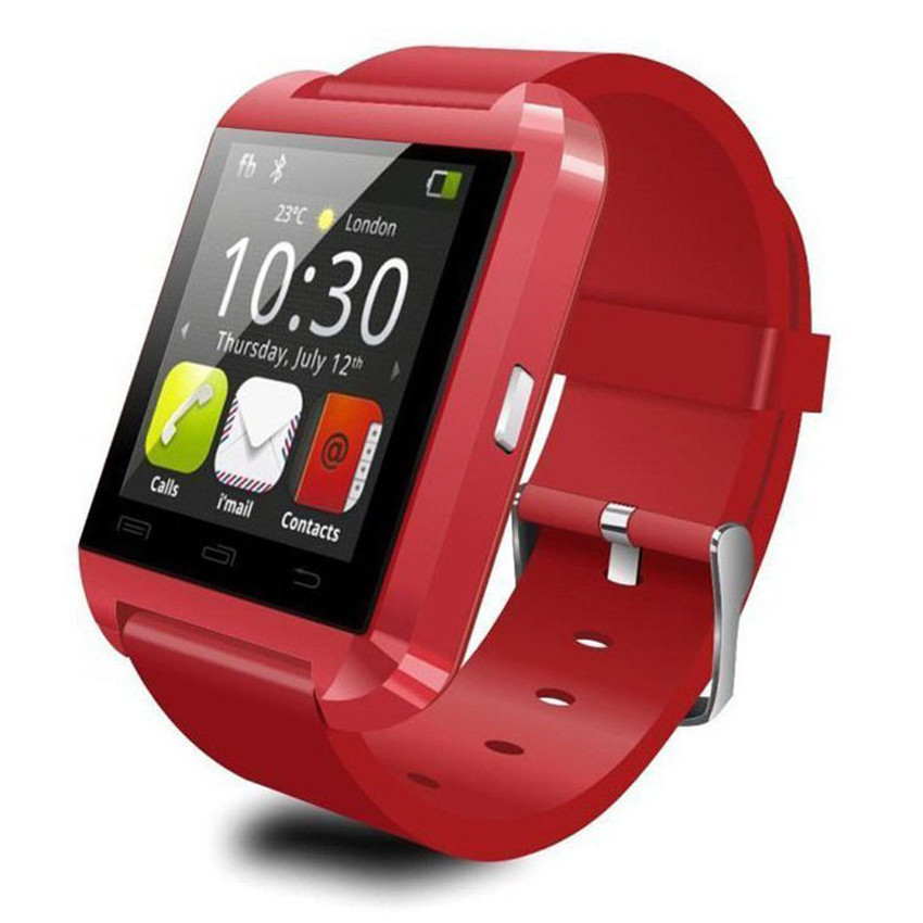 Smart Bluetooth Watch MTK WristWatch Watches U8 U Watch for iPhone 4/4S/5/5S Samsung S4/Note 2/3 Android Phone smartphones