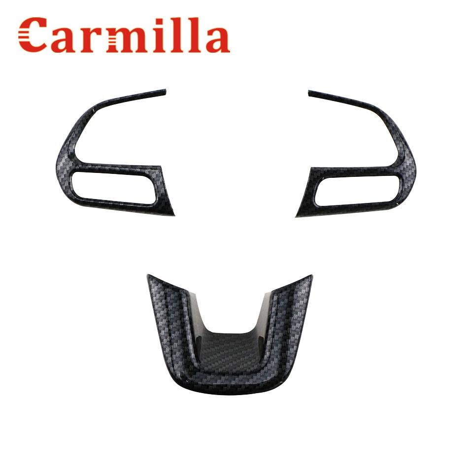 Buy Car Styling Steering Wheel Logo Decoration Circle