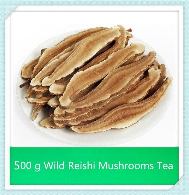 US $23 99 |New ! 500 g Dried Wild Lingzhi Red Reishi Mushrooms Ganoderma  Lucidum Slices Herbs on Aliexpress com | Alibaba Group