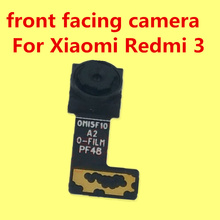 Original front facing camera 5.0MP For Xiaomi Redmi 3 Phone + Give silicon case 1pc