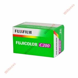 Image 2 - 4 Roll/lot Fujifilm C200 Color 35mm Film 36 Exposure for 135 Format Camera Lomo Holga 135 BC Lomo Camera Dedicated