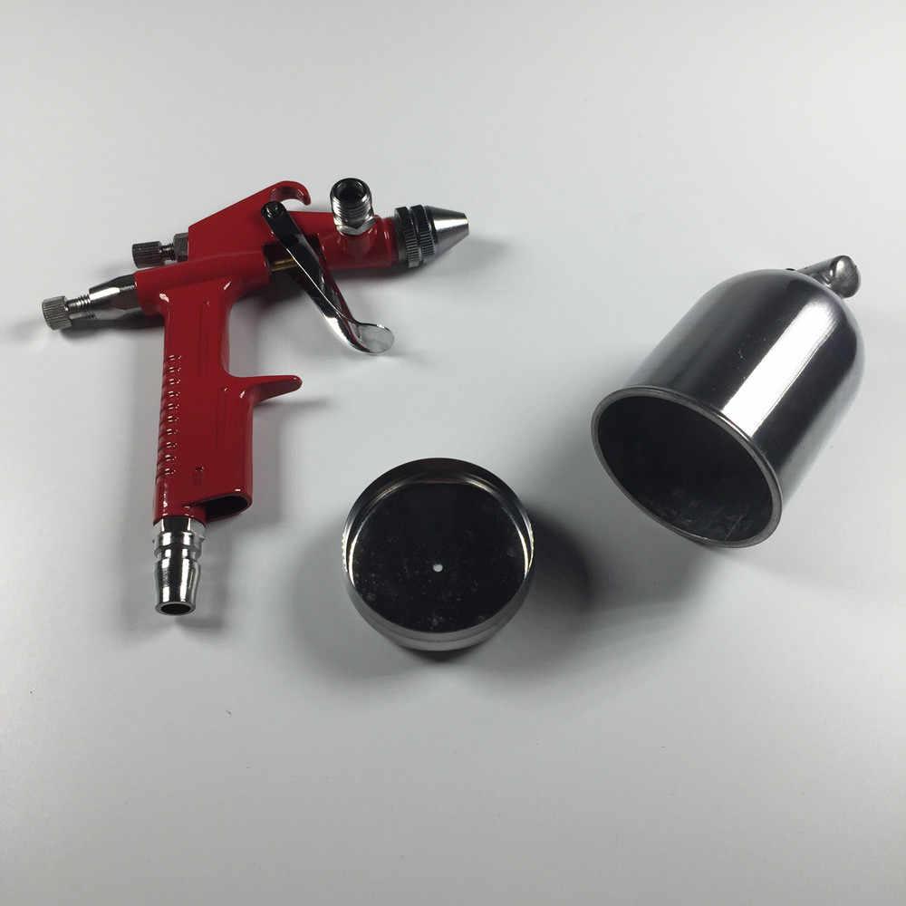 NiceButy K-3a Boquilla Alimentaci/ón por Gravedad Mini Pistola De Pulverizaci/ón para El Patr/ón De Madera Tarjeta del Cartel De Muebles Automoci/ón