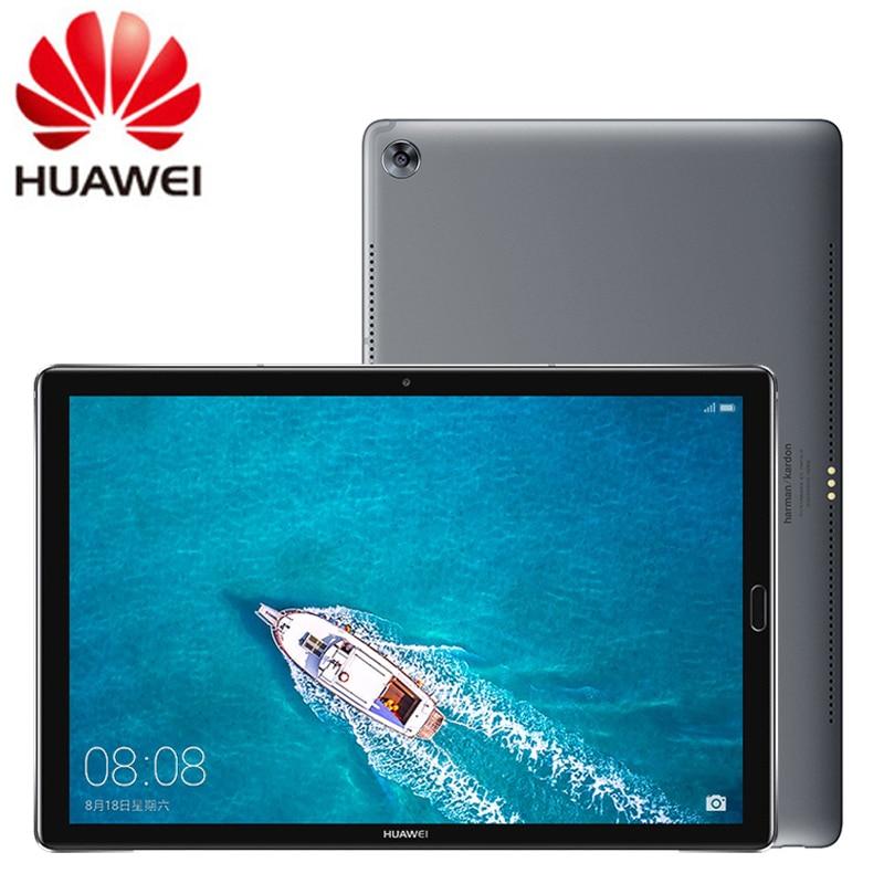 Глобальная прошивка Huawei Mediapad M5 4 Гб 6 ГБ Kirin 960s Восьмиядерный 10,8 дюймов 2K IPS Android 8,0 2560x1600 идентификатор отпечатка пальца|Планшеты|   | АлиЭкспресс
