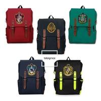 Around Harri Potter Hogwarts Gryffindor Lrightlin five daily bag backpack