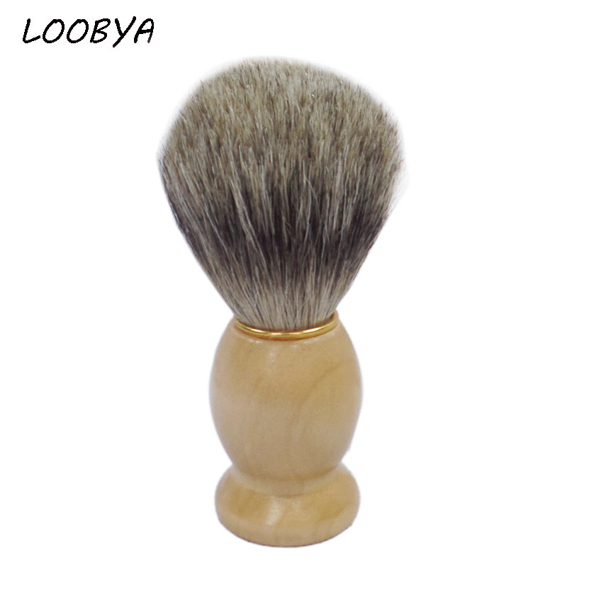 20pc/set  Wholesale Badger Shaving Brushes Barber Beard Shave Tool Father Gift