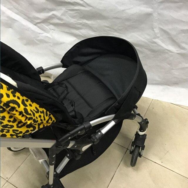 Accesorios Bugaboo Pie de extensión de pie para bugaboo Bee3/bee plus cochecito coche bebé recién nacido