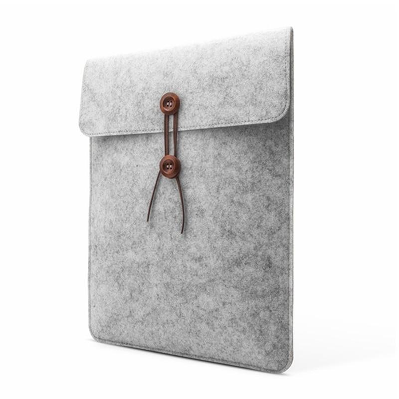 Woolfelt қақпағы Case 11 12 13 15 дюймдік - Ноутбуктердің аксессуарлары - фото 4