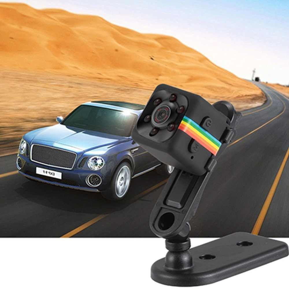 SQ11 Mini Kamera HD 1080P Nachtsicht Camcorder Auto DVR Infrarot Video Recorder Sport Digital Kamera Unterstützung TF Karte DV Kamera