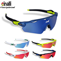 2017 New Update Photochromic Lens TR90 Polarized Cycling Sunglasses Eyewear Radar Outdoor Cycling Glasses MTB Road Bike Goggles