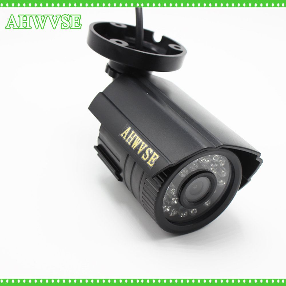 AHWVSE 2MP 1080P AHD Camera SONY IMX323 Outdoor Camera Wired Home Security CCTV Surveillance Camera
