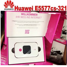 Лот из 10 шт. разблокирована huawei E5577 Wifi мобильный Hotpot LTE FDD 150 Мбит/с 4 г Портативный беспроводного модема