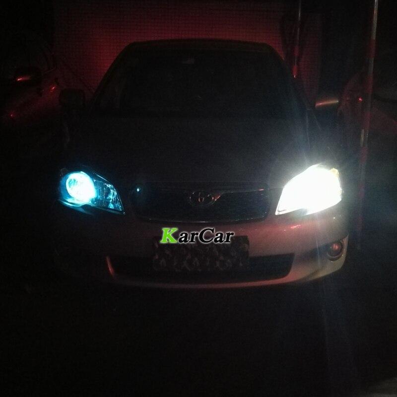 2 piezas brillante 390LM XBD 40W T15 LED Bombilla de cola de coche - Luces del coche - foto 5
