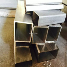 Titanium flat Tube, seamless titanium tube