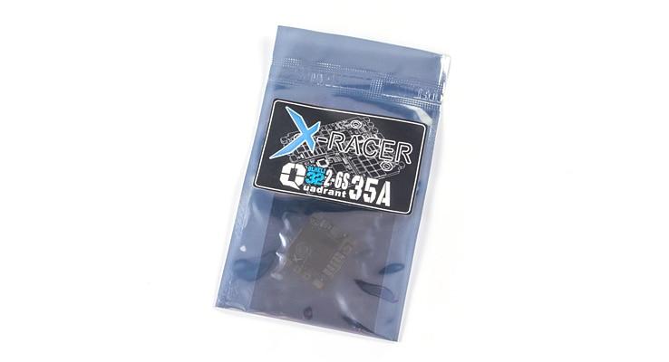 X-Racer Quadrant 2-6S 35A 32Bit BLHeli_32 ESC - Kamera i foto - Foto 3