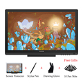 HUION KAMVAS GT-191 Pen Display Monitor 8192 Livelli IPS Monitor LCD Digital Graphic Disegno Monitor con I Regali