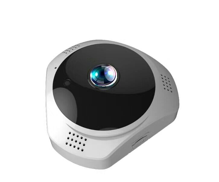 New 960P 3D VR WIFI IP Camera 360 Degree View Night Vision Mini Wireless Monitor 1.3MP CCTV Security panoramic Camera onvif P2P new 1080p wifi ip camera panoramic 180 degree view night vision mini wireless baby monitor 2 0mp cctv smart camera security