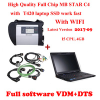 Mb Star C4 Software SSD Wind 7 Laptop Lenovo T420 I5 Best Quality Ready To Use