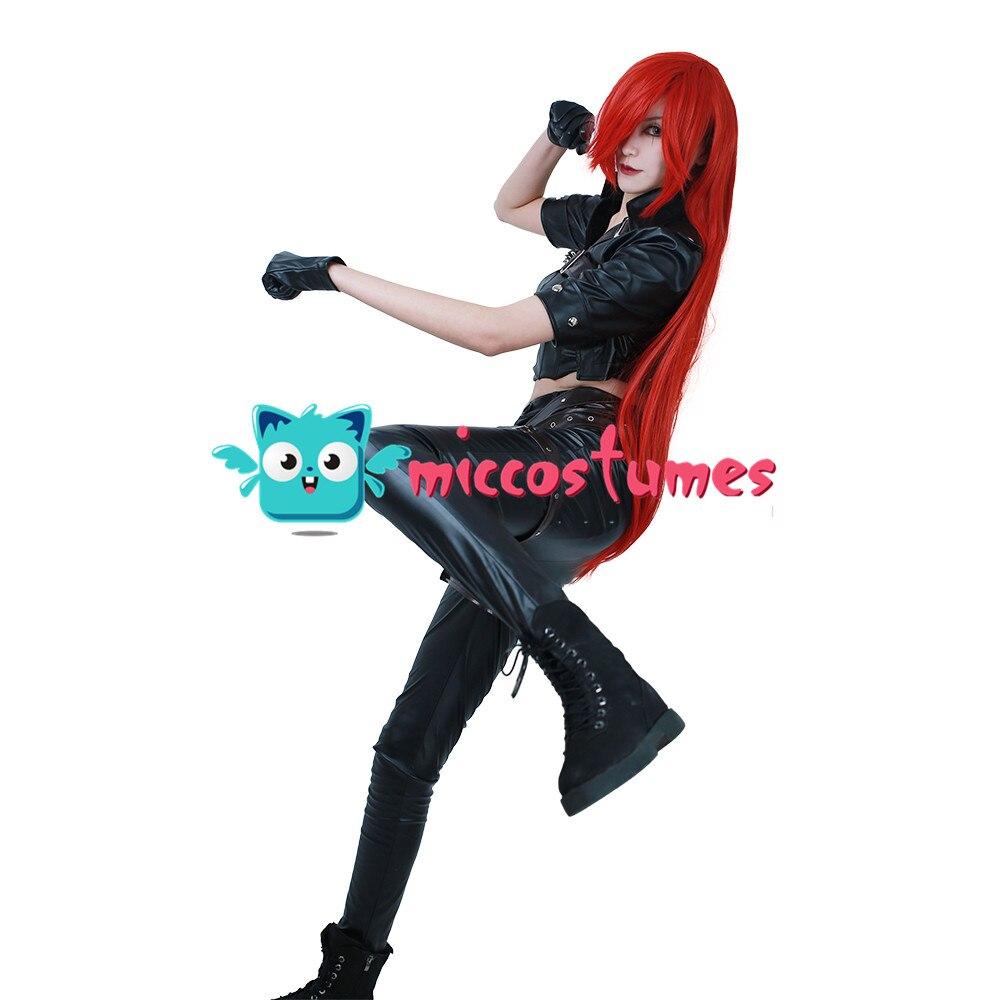 Katarina Du Couteau Cosplay Costume