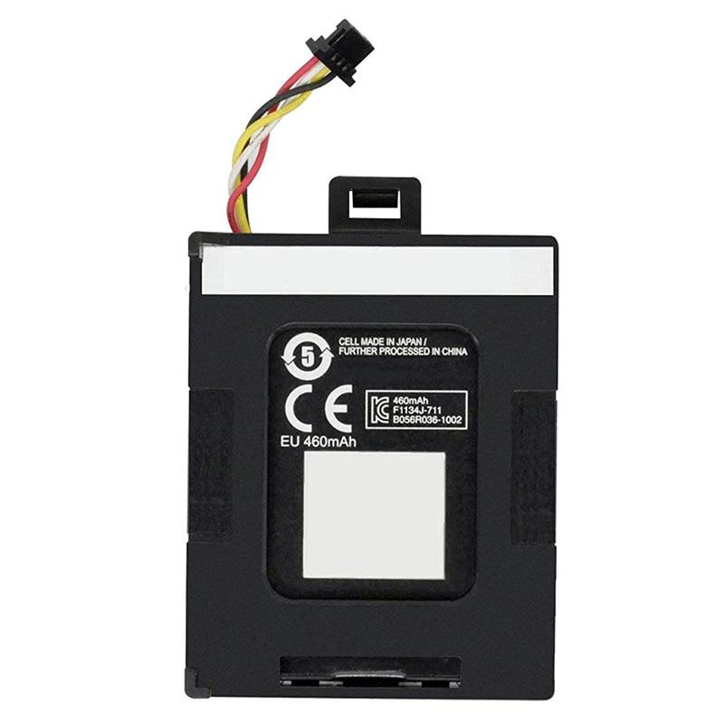 US $26 99 |7XINbox 1 6Wh 460mAh 3 6V T40JJ 70K80 H132V Raid Controller  Battery For Dell Perc H710 H710P H810 M620 R320 R420 R520 R620 R720-in  Laptop