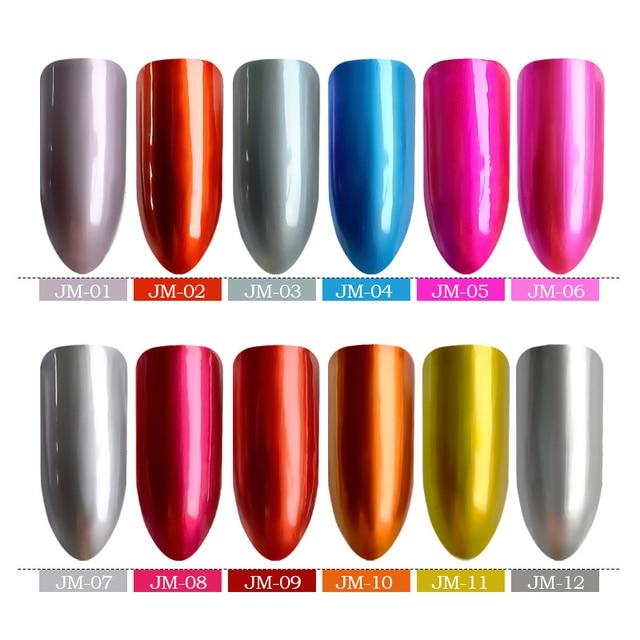 2017 de la Marca de Uñas de Arte 13 Colores de Alta Qulaity 7 ml ...