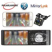 Car Radio Player 4.1 HD MP5 FM/USB/1Din/Remote Control/USB Port Car Audio Auto Steoro Car MP3 Bluetooth 4012B