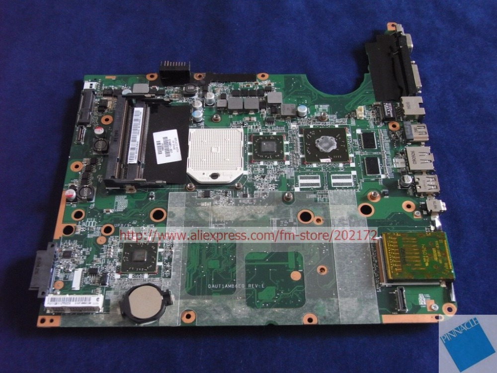 574681-001 motherboard for HP Pavilion DV7-3000 DAUT1AMB6E1