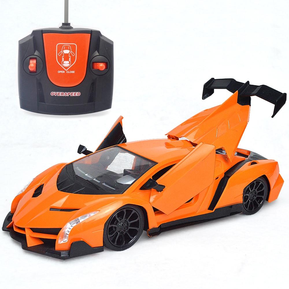 New arrival Super Racing Car Rc Speed Radio Remote Control Sports Car 1 16 Motor Xmas