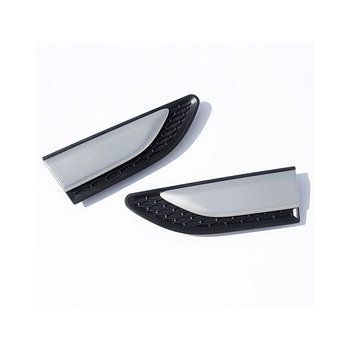 Car Side Air Flow Vent Fender Cover Trim For Land Rover Discovery Sport 2015 2016 Car Accessories
