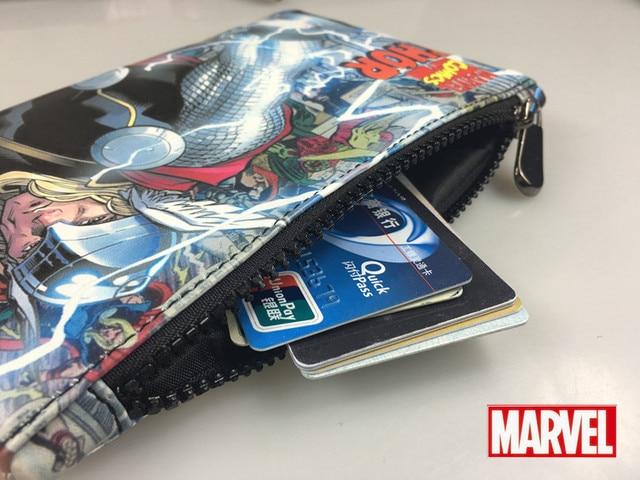 Пенал Герои Марвел и DS Comics в ассортименте 4