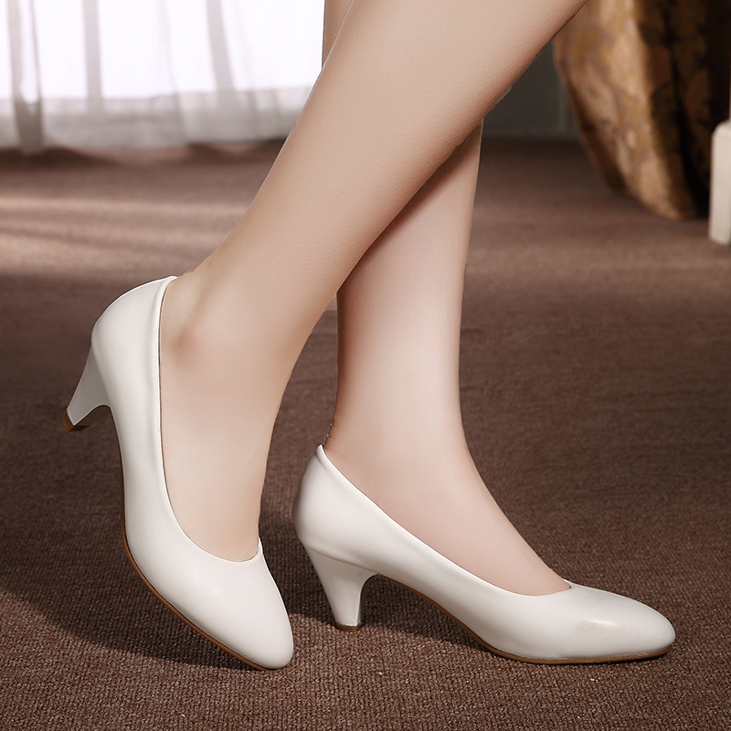 wholesale 2016 pumps shoe office career pointed toe