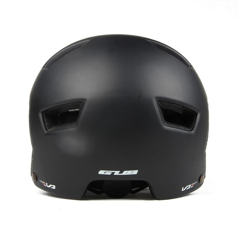 1 pcs Moto Casque Avec Lentille 55-61 cm M/L Mode Style Semi-couverte Vélo Casque solide Équipements De Sécurité Accessoires De Sport - 6