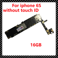 16gb Phone Circuits For Iphone 6S 100 Original IOS System Motherboard Without Touch ID Full Function