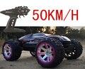 Бесплатная доставка Супер большой высокоскоростной дистанционного управления автомобилем профессиональный 4x4 гонки игрушечную машинку модели