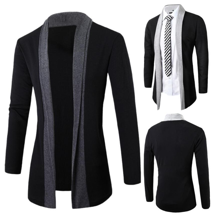 HTB1praNdBGE3KVjSZFhq6AkaFXaA Men's Jacket Fashion  Winter Outerwear & Coats  Warm Slim Long Sleeve Casual Jackets  jaqueta masculina   Men's Clothing 18AUG4