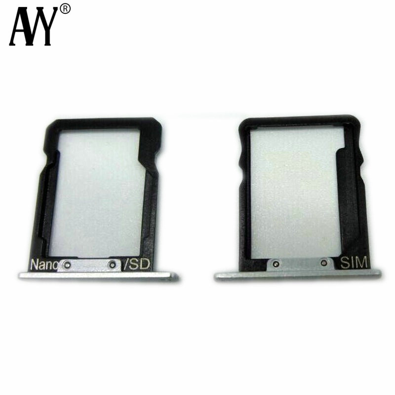 Mythology Micro SD Card Tray Sim Card Holder Tray Card Slot For Huawei Honor X2 Mediapad X2 7.0 Inch Kirin 930 Mobile Phone