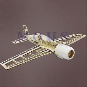 Image 2 - Самолёт с дистанционным управлением яка 54, деревянный самолёт, 3D наборы, шасси, капот, навесные петли, Синий принт, комбинированный радиоуправляемый самолет, набор YAK54