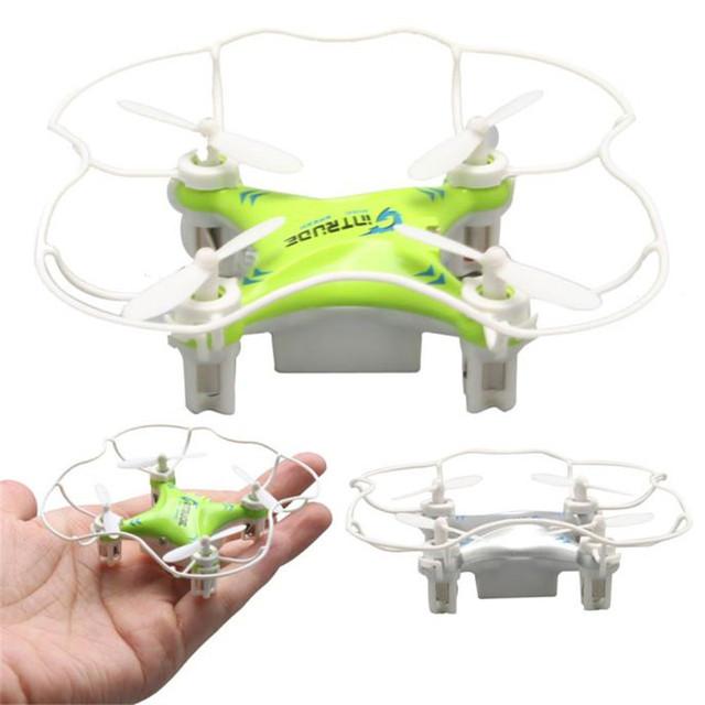 Mini Drone 3D Fly M9912 Controle De Rádio De 2.4 GHz 6 Eixos Giroscópio RC zangão Quadcopter LED Luz Rolo headless Zangão Helicóptero DO RC brinquedos