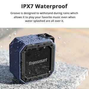 Image 4 - Водонепроницаемая мини Колонка Tronsmart Groove Force, Bluetooth 5,0, IPX7