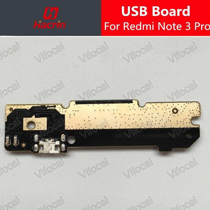 hacrin For Xiaomi Redmi Note 3 Pro USB Board Charge Board Repair Accessory For Xiaomi Redmi Note 3 Prime 3GB RAM 150mm Version