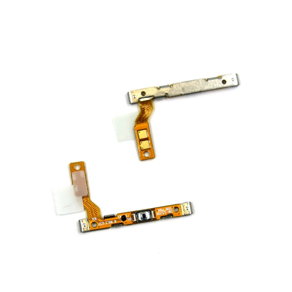 Power On/Off  Key Button Flex Cable For Samsung Galaxy J3 2017 SM-J330