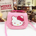 Hello Kitty Luxury Handbags Women Bags Designer Kids Children Woman Handbag School Cartoon Bag For Girls Kids Messeger Bags