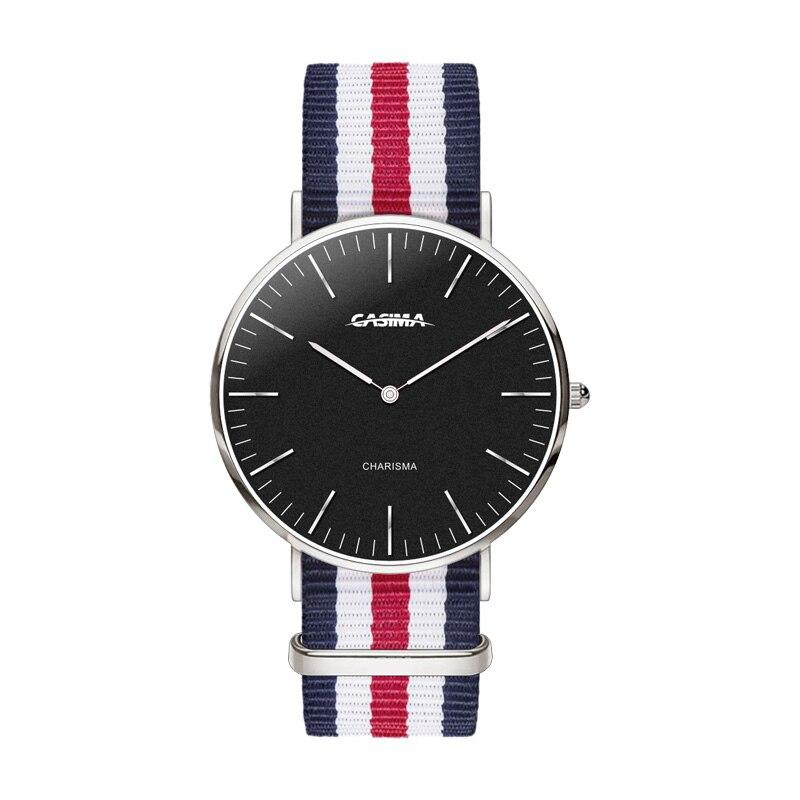 ФОТО 2017 Luxury Brand New Watch Waterproof Quartz Watches for Men and Women Watchband relogio Elegant Watches CASIMA 5134