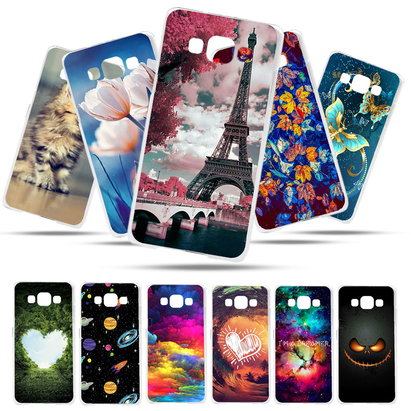 Case For <font><b>Samsung</b></font> Galaxy A5 2014 Case For <font><b>Samsung</b></font> A500 <font><b>A3</b></font> <font><b>2016</b></font> 2017 A10 A10e A10s A2 Core A20e A20S A30 A30s A40 A50 A50S Covers image